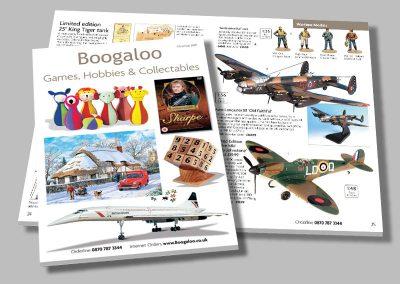 Webb Ivory – Boogaloo Catalogue
