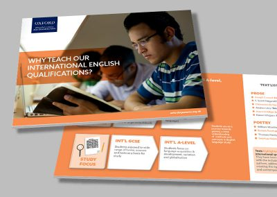 Oxford University Press – AQA Brochure