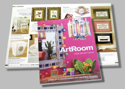 Past Times – Art Room Catalogue
