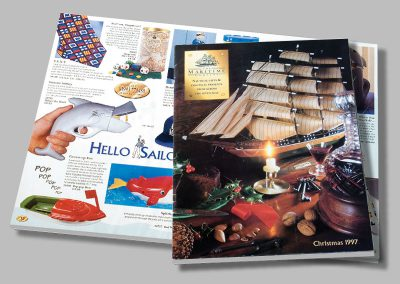 Past Times – Maritime Catalogue